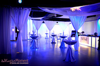 Holiday party at Heaven Event Center by A Magic Moment