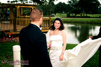 wedding at the Marriott World Center Orlando by A Magic Moment