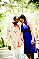 Orlando wedding photography | wedding videographer  | A magic moment | Allen Engagement
