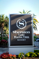 The Sheraton Lake Buena Vista