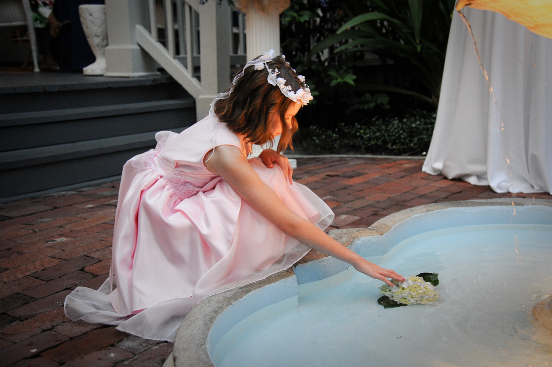 Kristen & Chris , children photo, orlando wedding videographer, wedding photography , A Magic Moment